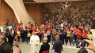 11月30日「我做得到」世界孩童高峰會閉幕典禮